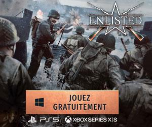 jeu enlisted