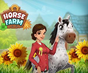 jeu horse farm