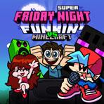 SFNF vs Minecraft