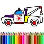 Coloriage de camions