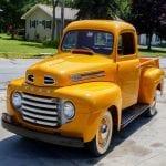 Classic Trucks Puzzle
