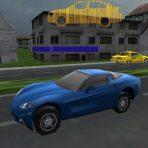Simulator Taxi