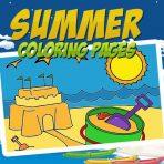 Coloriages d'été